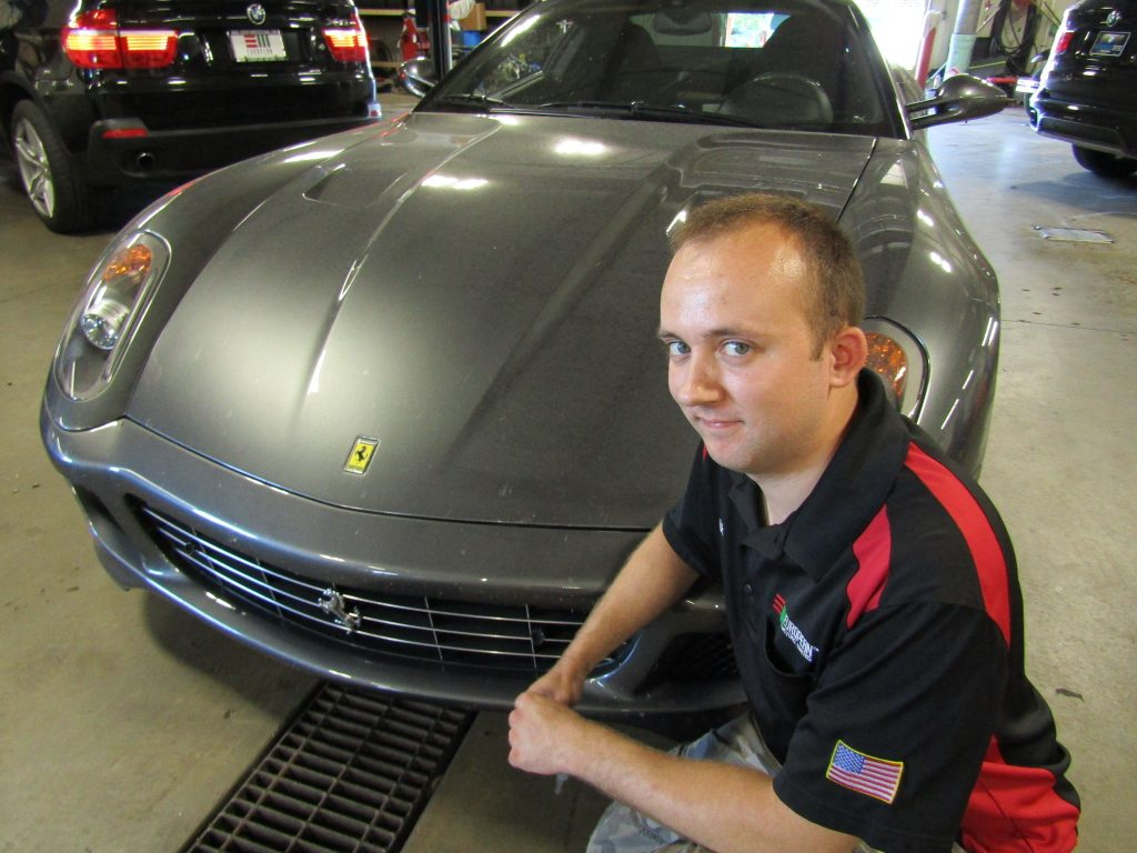 Erik - Performance Specialist at European Motors, Cedar Rapids, IA