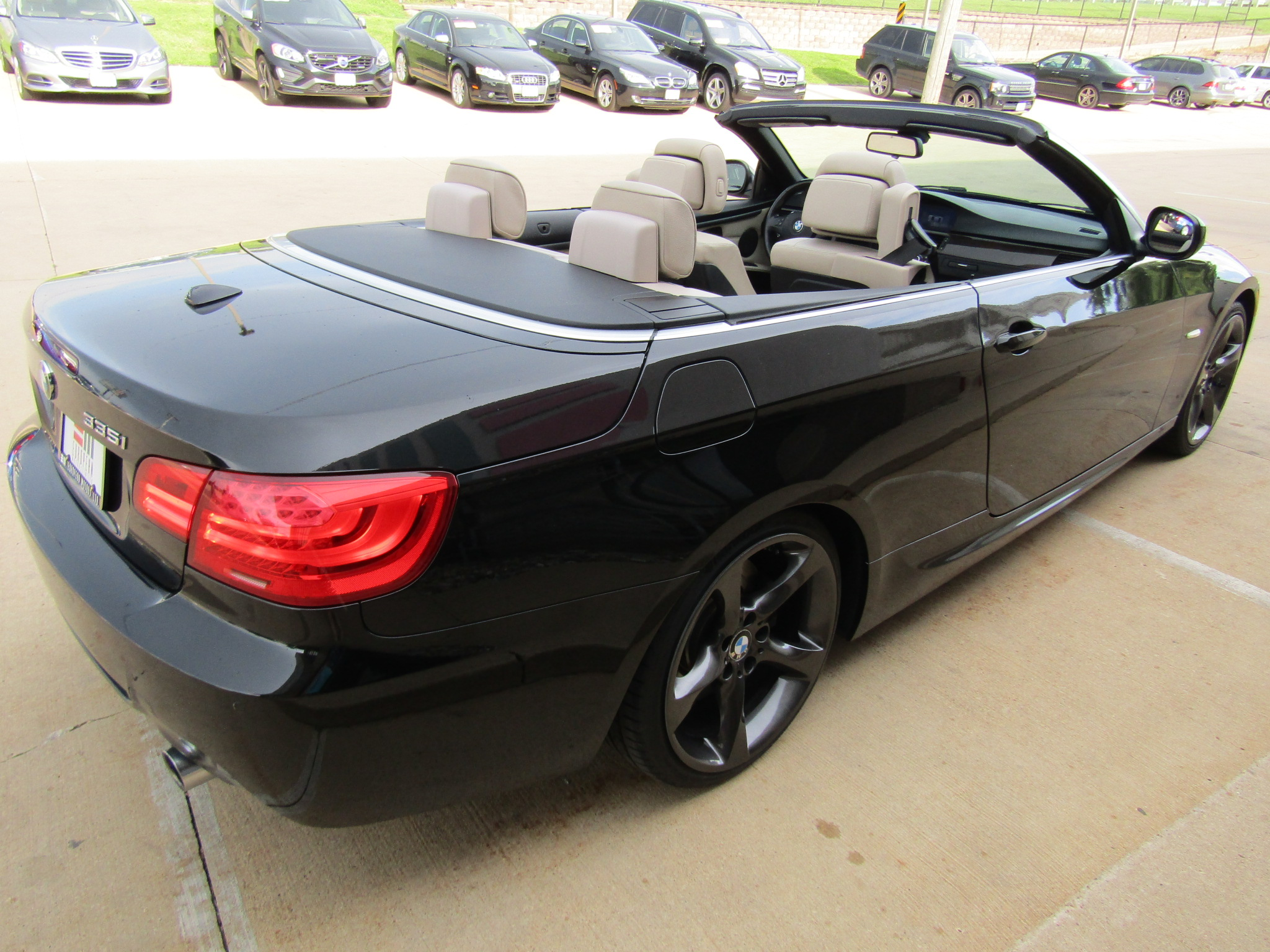 BMW 335i Convertible 2011 M Sport Package Convenience Package SOLD