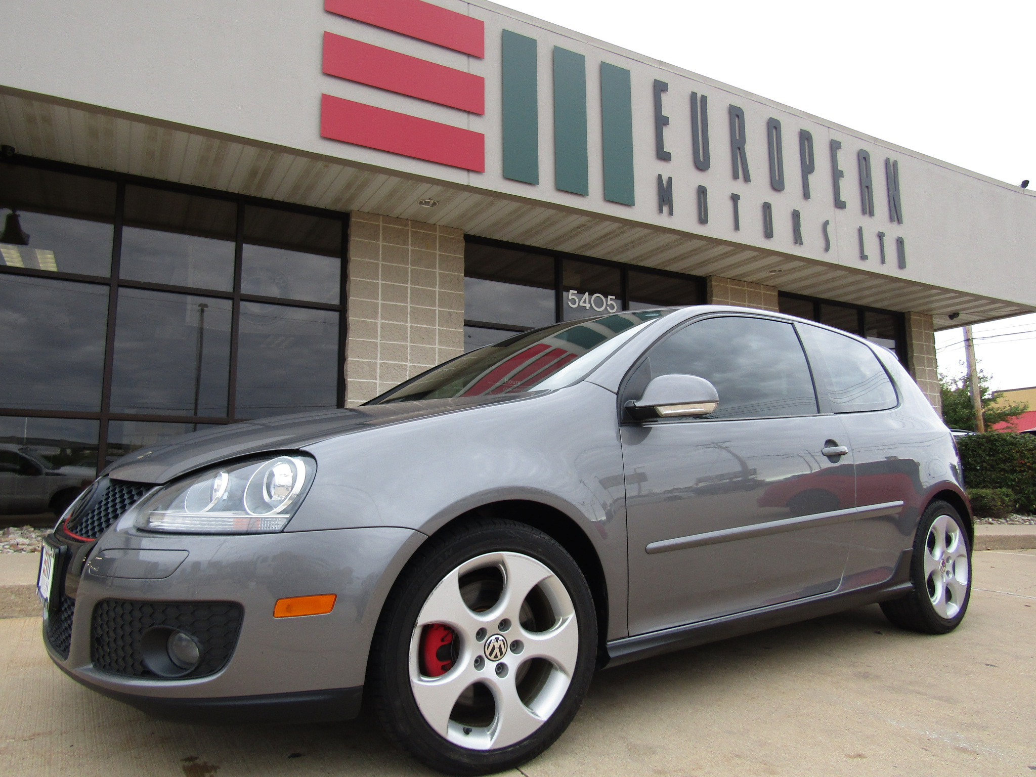 2008 Volkswagen GTI. APR Exhaust, 6-Speed Manual